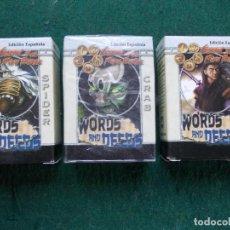 Juegos Antiguos: CARTAS LEGEND 3 CAJAS DE 85 CARTAS CADA UNA UNA SIN ABRIR. Lote 158128262
