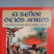 Juegos Antiguos: EL SEÑOR DE LOS ANILLOS. EL JUEGO DE ROL DE LA TIERRA MEDIA. Lote 158562078