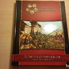 Juegos Antiguos: EL IMPERIO ESMERALDA. LEYENDA DE LOS CINCO ANILLOS (LEYENDA DE LOS 5 ANILLOS) ROL. Lote 159849734