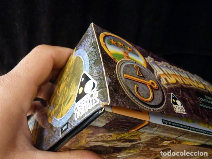 Juegos Antiguos: CAJA VACIA ADVANCED HEROQUEST, EN CASTELLANO. GAMES WORKSHOP - DISEÑOS ORBITALES. REF. 5000. PERFECT - Foto 9 - 159940046