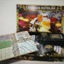 Juegos Antiguos: CRUZADA ESTELAR MB COMPLETO. Lote 160358922