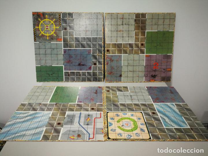 Juegos Antiguos: CRUZADA ESTELAR MB COMPLETO - Foto 3 - 160358922