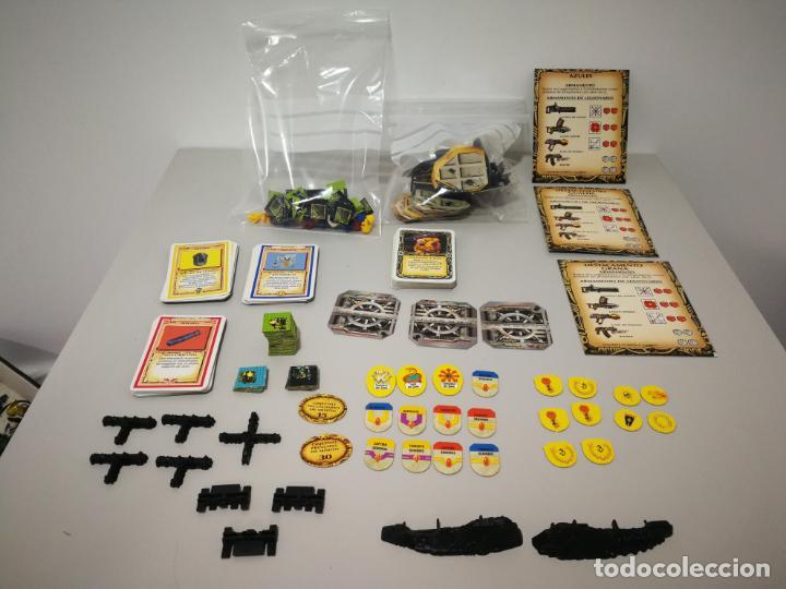 Juegos Antiguos: CRUZADA ESTELAR MB COMPLETO - Foto 4 - 160358922