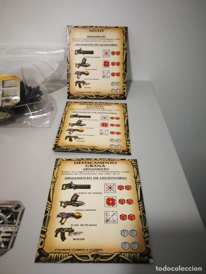 Juegos Antiguos: CRUZADA ESTELAR MB COMPLETO - Foto 5 - 160358922