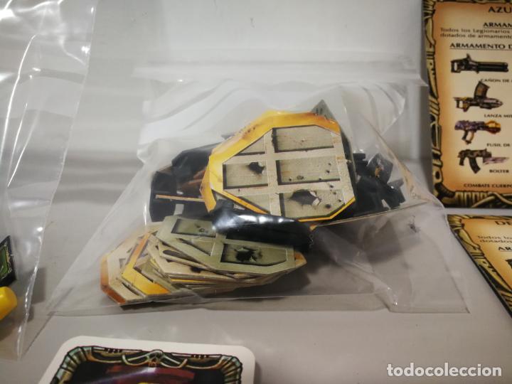 Juegos Antiguos: CRUZADA ESTELAR MB COMPLETO - Foto 6 - 160358922