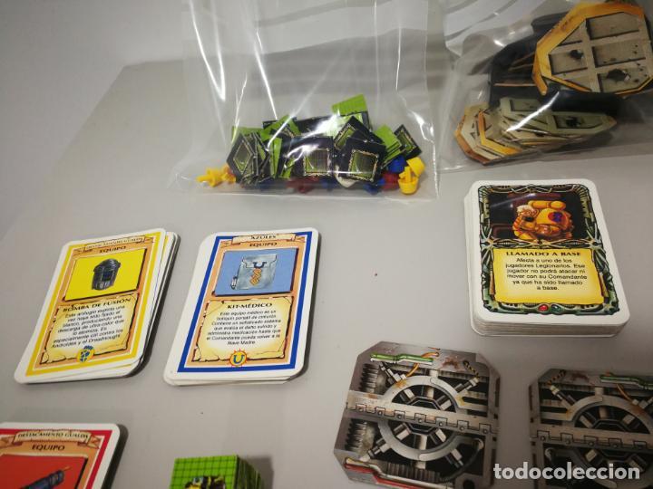 Juegos Antiguos: CRUZADA ESTELAR MB COMPLETO - Foto 8 - 160358922