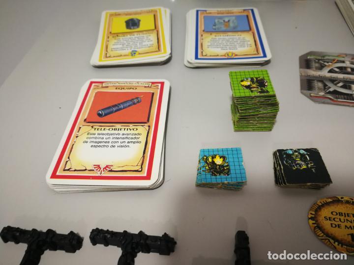 Juegos Antiguos: CRUZADA ESTELAR MB COMPLETO - Foto 9 - 160358922