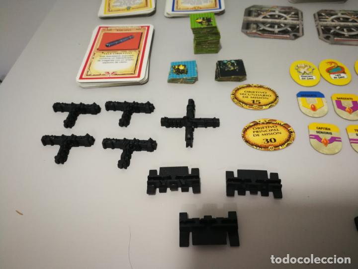 Juegos Antiguos: CRUZADA ESTELAR MB COMPLETO - Foto 10 - 160358922