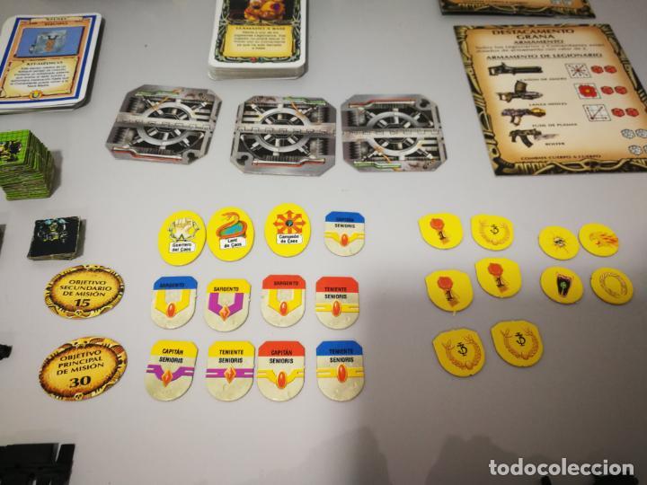 Juegos Antiguos: CRUZADA ESTELAR MB COMPLETO - Foto 12 - 160358922