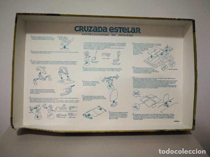 Juegos Antiguos: CRUZADA ESTELAR MB COMPLETO - Foto 28 - 160358922