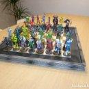 Juegos Antiguos: AJEDREZ DE MARVEL COMPLETO Y ORIGINAL. Lote 160558590