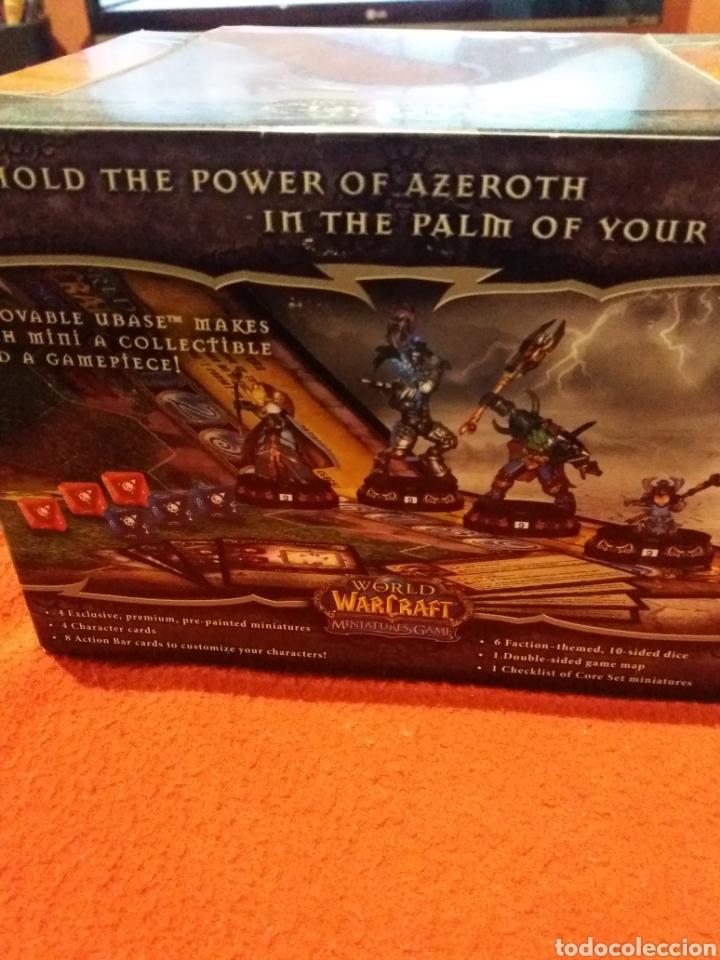 Juegos Antiguos: Set world warcraft - Foto 2 - 160615372