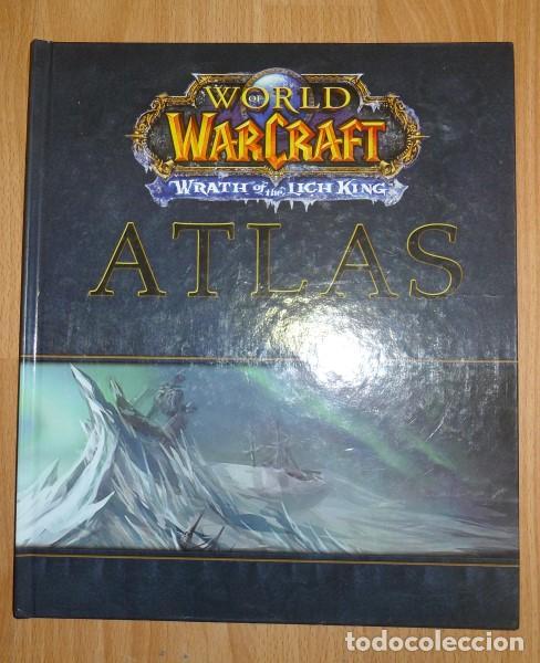 WORLD OF WARCRAFT : WRATH OF THE LICH KING. ATLAS (Juguetes - Rol y Estrategia - Juegos de Rol)