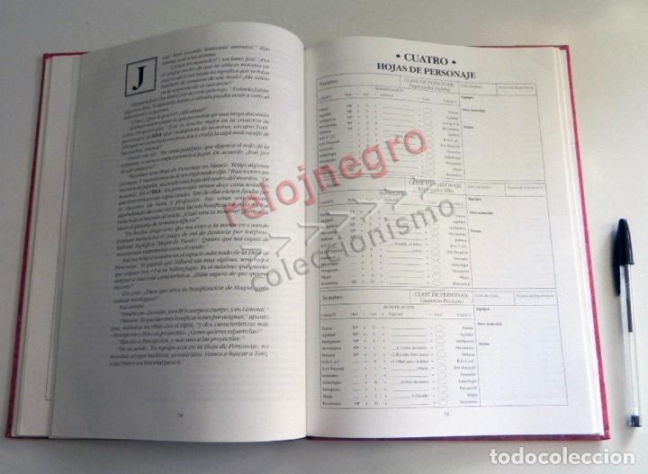 Juegos Antiguos: LIBRO - EL SEÑOR DE LOS ANILLOS - JUEGO DE AVENTURAS BÁSICO - DE LA TIERRA MEDIA DE JRR TOLKIEN JOC - Foto 5 - 164976834