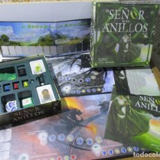 Juegos Antiguos: JUEGO DE MESA EL SEÑOR DE LOS ANILLOS - DEVIR 2000. Lote 164979018