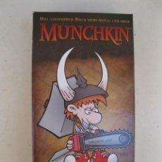 Juegos Antiguos: JUEGO MUNCHKIN - EDGE.. Lote 165489778