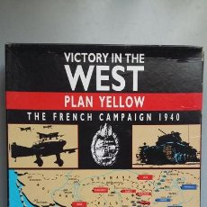Juegos Antiguos: WARGAME VICTORY IN THE WEST. DE GMT. Lote 165826822