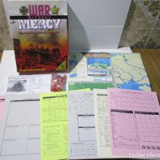 Jogos Antigos: WAR WITHOUT MERCY, THE WAR IN THE EAST 1939-44, CLASH OF ARMS GAMES JUEGO ESTRATEGIA WARGAME NO NAC. Lote 167146198