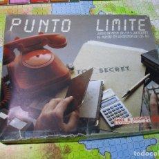 Juegos Antiguos: PUNTO LÍMITE JUEGO DE MESA, NAC, MADE IN SPAIN 1983. Lote 167739940