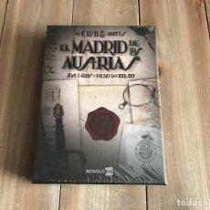 Juegos Antiguos: EL CLUB DE LOS MARTES - EL MADRID DE LOS AUSTRIAS - JUEGO NARRATIVO - NOSOLOROL - ROL - PRECINTADO. Lote 177853930
