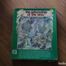 Juegos Antiguos: COMPAÑÍA ANILLO SEÑOR FELLOWSHIP RING TOLKIEN ICE JUEGO TABLERO 1983 ESTRATEGIA SAURON GANDALF. Lote 168204696