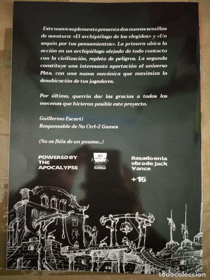 Juegos Antiguos: TSCHAI UN PLANETA DE AVENTURAS PUEBLOS EXTRAÑOS (NO CTRL-Z) - Foto 2 - 168513716