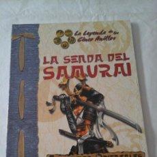 Juegos Antiguos: LA SENDA DEL SAMURAI SUPLEMENTO DE ROL DE LA LEYENDA DE LOS CINCO ANILLOS DE LA FACCTORIA DE IDEAS. Lote 238859405