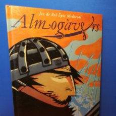 Juegos Antiguos: JUEGO DE ROL EN CATALÁN - ALMOGAVERS - ENRIC GRAU - JOC INTERNACIONAL, 1995. Lote 169429652