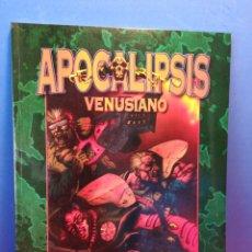 Juegos Antiguos: JUEGO DE ROL APOCALIPSIS VENUSIANO - MUTANT CHRONICLES LA FACTORÍA DE IDEAS, 1998. Lote 169434773