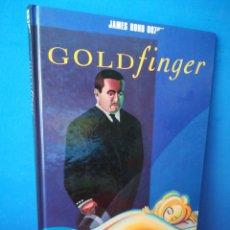 Juegos Antiguos: GOLDFINGER/MÓDULO-AVENTURA PARA JUEGO DE ROL JAMES BOND 007 AL SERVICIO DE SU MAJESTAD/JOC, 1995. Lote 170109442