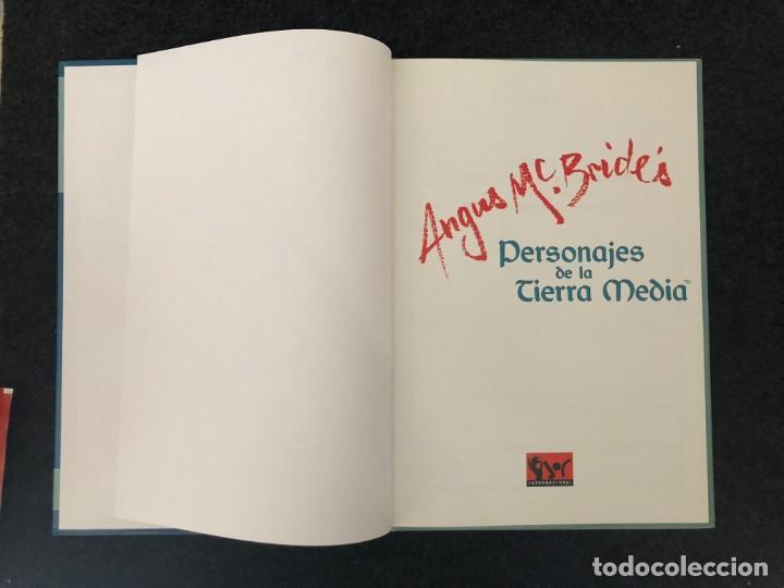 Juegos Antiguos: PERSONAJES DE LA TIERRA MEDIA - SUPLEMENTO LOTR - 322 - Foto 2 - 170151356