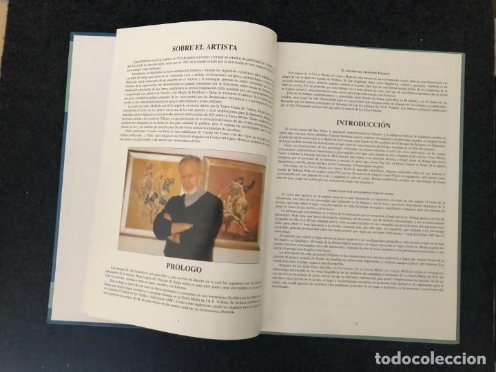 Juegos Antiguos: PERSONAJES DE LA TIERRA MEDIA - SUPLEMENTO LOTR - 322 - Foto 4 - 170151356