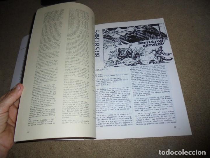 Juegos Antiguos: LIDER LA REVISTA DE LOS JUEGOS DE ROL.AÑO I.-Nº 1.-SEGUNDA EPOCA MARZO 1986 - Foto 3 - 170300204
