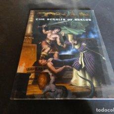 Juegos Antiguos: LIBROJUEGO ROL EN INGLES CONAN SCROLLS OF SKELOS PESA 390 GR. Lote 170306596