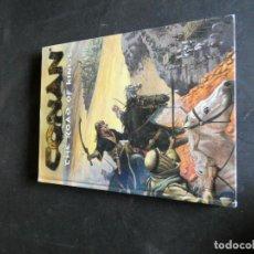 Juegos Antiguos: CONAN THE ROAD OF KINGS EN INGLES PESA 800 GRAMOS . Lote 170310188