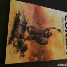 Juegos Antiguos: CONAN THE FREE COMPANIES JUEGO DE ROL EN INGLES PESA 800 GRAMOS . Lote 170313640