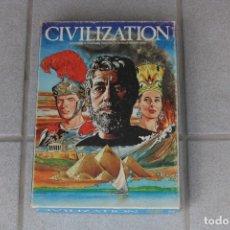 Juegos Antiguos: CIVILIZATION AVALON HILL JUEGO MESA ESTRATEGIA COMPLETO SEGUNDA EDICIÓN 1982 INGLÉS. Lote 95226131