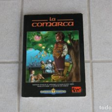 Juegos Antiguos: LA COMARCA SEÑOR ANILLOS JOC INTERNACIONAL JUEGO ROL TIERRA MEDIA 1996 VINTAGE RARO DESCATALOGADO. Lote 102113667
