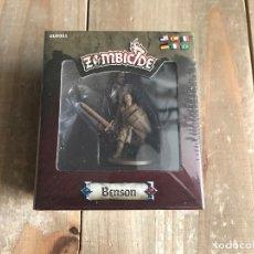 Juegos Antiguos: JUEGO DE MESA - ZOMBICIDE BLACK PLAGUE - BENSON - EDGE - GUILLOTINE GAMES - PRECINTADO. Lote 171329954