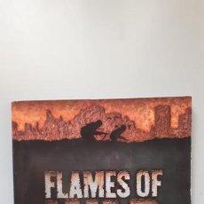 Juegos Antiguos: REGLAMENTO FLAMES OF WAR. Lote 171508970