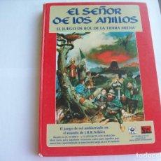 Juegos Antiguos: EL SEÑOR DE LOS ANILLOS EL JUEGO DE ROL DE LA TIERRA MEDIA. Lote 171643162