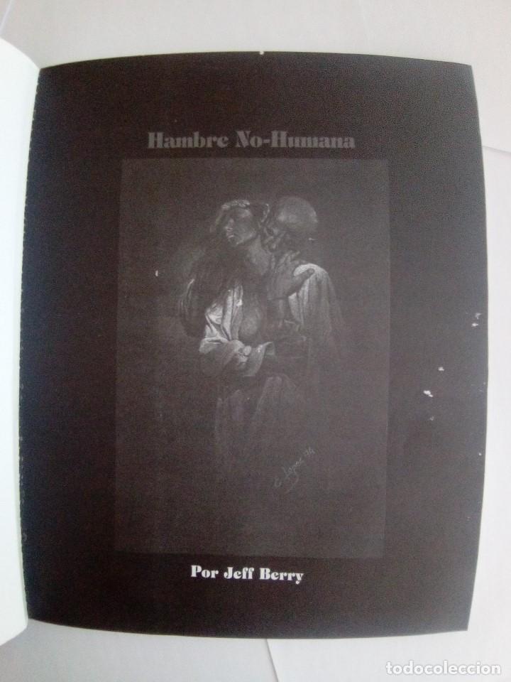 Juegos Antiguos: HAMBRE NO-HUMANA-UNA AVENTURA PARA VAMPIRO: LA MASCARADA-VER FOTOS - Foto 3 - 171705124