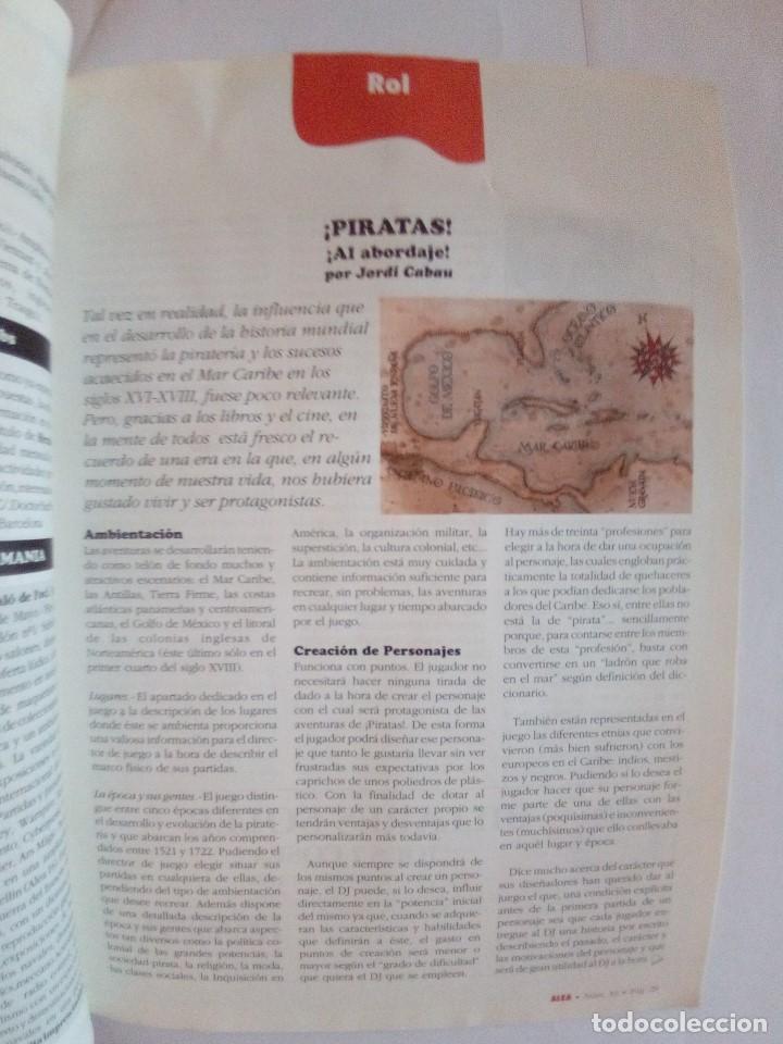 Juegos Antiguos: REVISTA ALEA Nº 19 - Foto 4 - 171775995