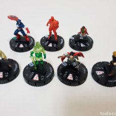 Juegos Antiguos: LOTE 7 HEROCLIX / MARVEL / WIZKIDS 2018. Lote 171777403