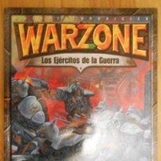 Juegos Antiguos: MUTANT CHRONICLES WARZONE - LOS EJÉRCITOS DE LA GUERRA (1998). Lote 171785129