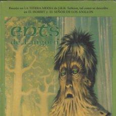 Juegos Antiguos: ENTS DE FANGORN - JUEGO DE ROL - EL SEÑOR DE LOS ANILLOS - JOC INTERNACIONAL - PRECINTADO. Lote 172142468