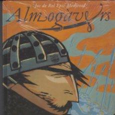 Juegos Antiguos: ALMOGAVERS - JOC DE ROL - CATALAN - JOC INTERNACIONA- PRECINTADO A ESTRENAR. Lote 172142664