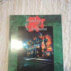 Juegos Antiguos: HAMBRE NO-HUMANA. VAMPIRO: LA MASCARADA. Lote 172203254
