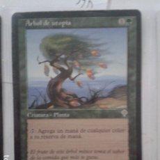 Jeux Anciens: ARBOL DE UTOPIA. MAGIC THE GATHERING. MTG. Lote 172360872