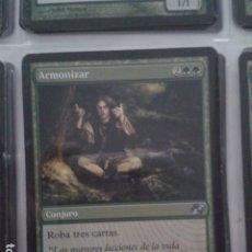 Juegos Antiguos: ARMONIZAR. MAGIC THE GATHERING. MTG. Lote 172361349